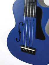 Ukulele Eddy Finn Beachmaster Concert Blau