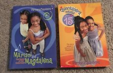 Lot of 2 Veronica Chambers books - Marisol & Magdalena, Quinceanera Means Sweet