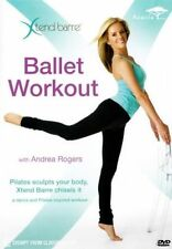 X-tend Barre Ballet Workout DVD R4