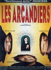 ARCANDIERS 1991 Simon de La Brosse, Dominique Pinon FRENCH POSTER