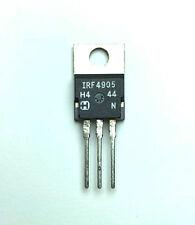 IRF4905 irf 4905 P Transistor Canal Mosfet TO220 nuevo envío rápido desde España