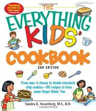 The Everything Kids Cookbook: From mac n cheese to double chocolate chip cook