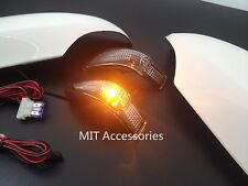 MIT TOYOTA CAMRY 2012-14 Outside Door mirror cover OEM turn signal light-Painted