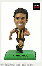 2009 Select AFL STARS COLOR FIGURINE NO.23 Cyril Rioli (Hawks)