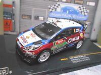 FORD Fiesta RS WRC Rallye Monte Carlo 2013 #4 Ostberg Qatar IXO 1:43