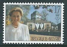 1997 BELGIO CONGIUNTA ITALIA PAOLA RUFFO MNH ** - ED