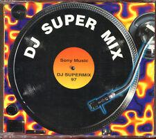 DJ SUPER MIX 97 - JM JARRE MICHAEL JACKSON SHAKIRA - PROMO CD COMPILATION [2964]