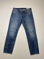 DIESEL LARKEE-BEEX STRAIGHT Jeans - W30 L30 - Blue - Great Condition - Men's