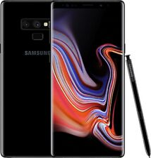 "Samsung Galaxy Note 9 Dual Sim N960FD 128GB 6GB RAM 6.4"" Factory Unlocked Black"