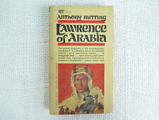 1963 Lawrence Of Arabia Anthony Nutting Signet T 2106 paperback VG+