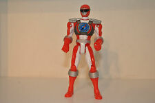 "Power Rangers Operation Overdrive red ranger bandai 2006 5.5"" action figure MMPR"