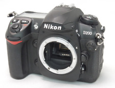 Free Shipping Nikon D200 10MP Digital SLR Camera Body from Japan