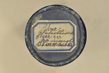 Cylindre phonographe cire marron UNE NOCE EN NORMANDIE - enregistrement amateur