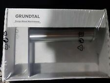 IKEA Grundtal Toilet Paper Roll Holder Stainless Steel