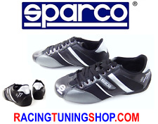 SCARPE SPARCO TIME 77 TG 44 gray SHOES SNEAKERS SPARCO SCHUHE TEAMWEAR SIZE 44