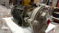 MTH Pumps C51AB SS Pump with motor  PU010