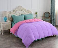 Goose Down Alternative Reversible Comforter Premium Quality