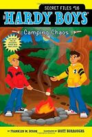 Camping Chaos (Hardy Boys: The Secret Files) by Franklin W. Dixon