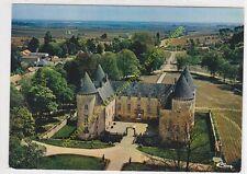 CPSM 21420 SAVIGNY LES BEAUNE Château vue du ciel Edit COMBIER