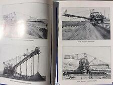 CONTINENTAL Transportbänder Katalog 1931 Bergbau Kohle Förderbänder Kräne