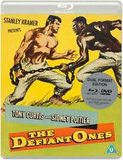 The Defiant Ones 1958 Eureka Classics Dual Format Blu-ray DVD Edition