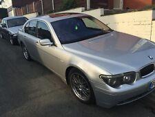 BMW 2003 E65 E66 745I N62B44A ENGINE