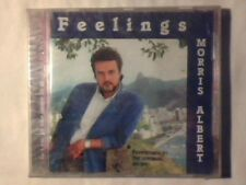 MORRIS ALBERT Feelings cd DANILO AMERIO RARISSIMO SIGILLATO VERY RARE SEALED!!!