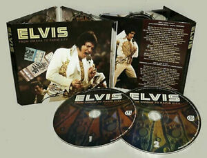 Elvis Collectors 2 CD Set: From Omaha to Rapid City - (very rare)