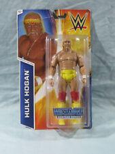 WWF WWE Hulk Hogan Wrestlemania 2 Heritage Series Mattel Action Figure MOC