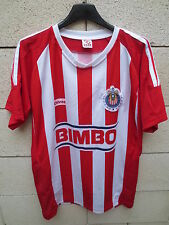 Maillot DEPORTIVO GUADALAJARA shirt jersey camiseta Bimbo football rare M / L