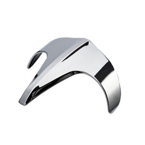Motorcycle Chrome Fender Tip Accent For Indian Chief Classic Dark Horse