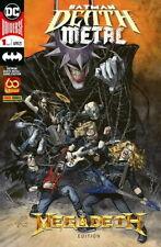 Batman Death Metal German #1-7 + Variant's + Special + Special Tape DC DARK NIGHTS