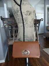 COACH CROSSTOWN REFINED PEBBLED LEATHER CROSS BODY BAG 53083