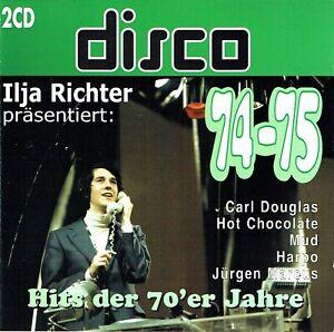 (2CD's) Disco 74-75 - Ilja Richter Präsentiert: Hits Der 70'er Jahre - Harpo