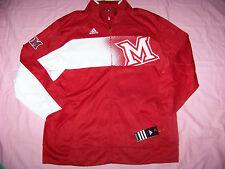 Adidas ClimaWarm Men's Miami of Ohio Redhawks Jackets NWT XL