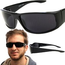 Hardcore Hip Hop Mens OG Original Gangster Black Shades Sunglasses
