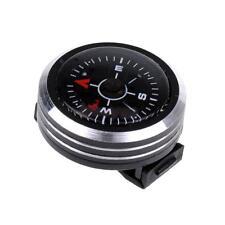 Watch Band Slip Slide on Navigation Wrist Compass for Survival Paracord Belt