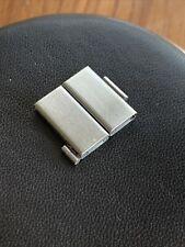 1 Omega bracelet link 114 stainless steel ref. 1192 Swiss Megaquartz Seamaster