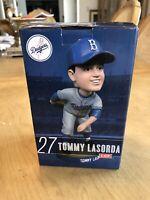 Tommy Lasorda Bobblehead Los Angeles LA Dodgers New In Box - HOF