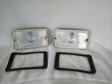IGenuine Siem Peugeot 205 GTi Front Fog Lights 7692 PAIR