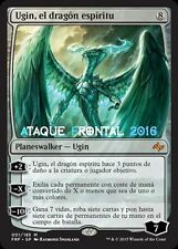 MTG UGIN, EL DRAGÓN ESPÍRITU -Ugin, the Spirit Dragon - DESTINO REESCRITO ESP NM