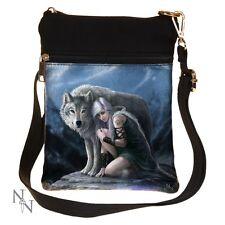 ANNE STOKES PROTECTOR WOLF LADY SHOULDER BAG LADIES BAG NEW NEMESIS NOW BAG