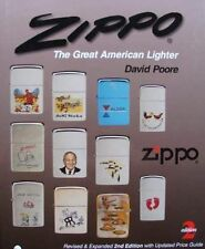 LIVRE/BOOK/BUCH : ZIPPO THE GREAT AMERICAN LIGHTER price guide de prix,briquet