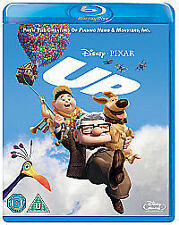 UP DISNEY PIXAR BLU RAY SEALED AND NEW FAST DISPATCH