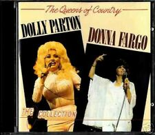 DOLLY PARTON DONNA FARGO the queens of country CD NEW
