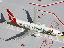 Gemini200 G2QFA439 Qantas Boeing 737-800 Bring It On REG#VH-VXG 1:200 Scale New