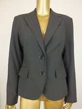 CUE JACKET BROWN JACKET COAT BLAZER - SUIT FORMAL CAREER - 12