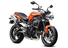 Triumph Touch Up Brush Paint Blazing Orange Tiger Speed Triple ES