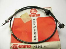 "Napa 48548 Speedometer Cable 47 1/2"" Long - 1975-1977 Chevrolet K10 3-sp Manual"