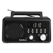 *New* RadioShack Digital Am/Fm Weather Tabletop Radio 1201178
